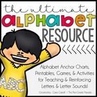 ABC ~ Easy as 1,2,3! {Alphabet Anchor Charts, Activities,