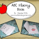 ABC Fluency Book - FREE