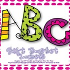 ABC Gift Basket Labels {A Unique Gift Idea}