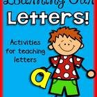 Beginning Of The Year ABC Literacy Centers - Learning Our