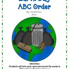 ABC Order - Earth Day