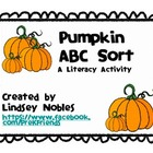 ABC Pumpkin Sort