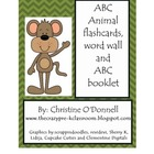 ABC Word Wall Freebie!