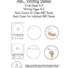 ABC Writing Station