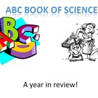 ABC book of science, a year in Review