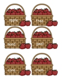 ABC order apples