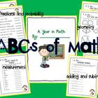 ABC&#039;S of Math: 2nd and 3rd Grade