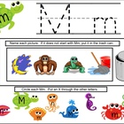 ABCSs by the Sea - Oceans of Alphabet Fun for the SMARTboa