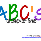 ABC's of Computer Terms (w/out background color)