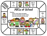 ABCs of School Game--ABC Order