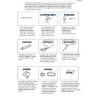 ACADEMIC VOCABULARY ILLUSTRATED Set 1