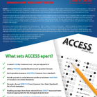 ACCESS Grade 7 Common Core Practice Assessment - PREVIEW