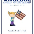 ADVERBS research based activities and games
