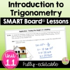 ALG 2 UNIT: Periodic Functions and Trigonometry SMARTNOTES ONLY