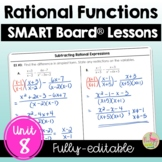 ALG 2 UNIT: Rational Functions SMARTNOTES ONLY