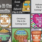 ALL the Pile It Ons... Math Stations for Older Kids... Bun