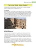 ANCIENT ROMAN THEATRE READING AND ASSESSMENT TASK 3 PAGES