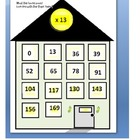 ANSWER TEMPLATE FOR MILTIPLICATION FAMILY HOUSE