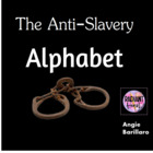 ANTI SLAVERY ALPHABET & POEM 1847 HISTORICAL DOCUMENT