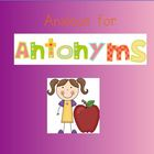ANTONYMS Activities & Games, Smartboard FUN! PLUS 1 week o