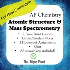 AP Chemistry Unit 1A: Atomic Structure & Mass Spectrometry