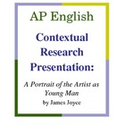 AP English Contextual Research Presentation: A Portrait of