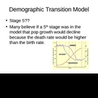 AP Human Geography Models and Theories