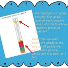 AR Accelerated Reader Student Point Tracker Data Notebooks