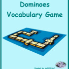 AR activities in Spanish Dominoes