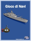 ARE verbs in Italian Battaglia Navale