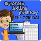 AUTOMATIC Spelling Inventory!
