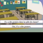 AVOIR + Negation + Classroom Objects Powerpoint