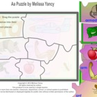 Aa Puzzle by Melissa Yancy for mac