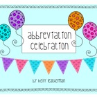 Abbreviation Celebration