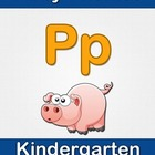 Abby Phonics - Kindergarten - The Letter P Series