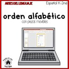 Abc order in Spanish