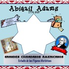 Abigail Adams Spanish Social Studies Unit