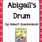 Abigail's Drum, by Robert Quackenbush