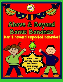 Above & Beyond Bonus Bonanza