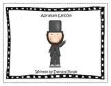 Abraham Lincoln - Common Core for K & 1
