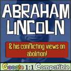 "Abraham Lincoln:  ""The Great Emancipator"" or ""Just Another"