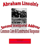 Abraham Lincoln's 2nd Inaugural Address, Common Core & Con