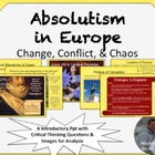 Absolutism in Europe PPt Divine Right of Kings All Europea
