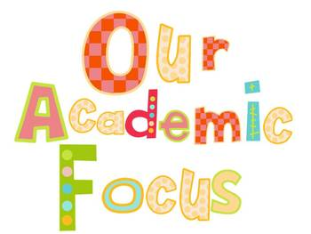 Academic Focus Wall Printables