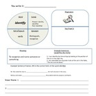 Academic Vocabulary Interactive Worksheets ELA ESL Preview