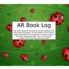 Accelerated Reader (AR) Book Log