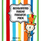 Accelerated Reader (AR) Resource Pack to Organize your Classroom
