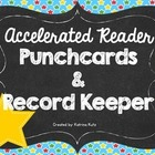Accelerated Reader Punchcards and Record Keeper (A.R.)