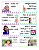 Accountable Talk with Questions & Conversation Stems - Com
