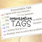 Accountable Talk for Students CCSS